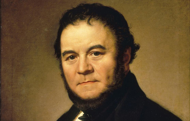 French author Marie-Henri Beyle, known as Stendhal