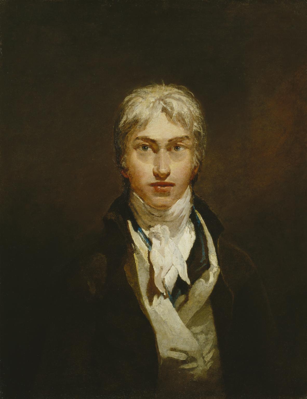Joseph Mallord William Turner, Self-Portrait, c. 1799