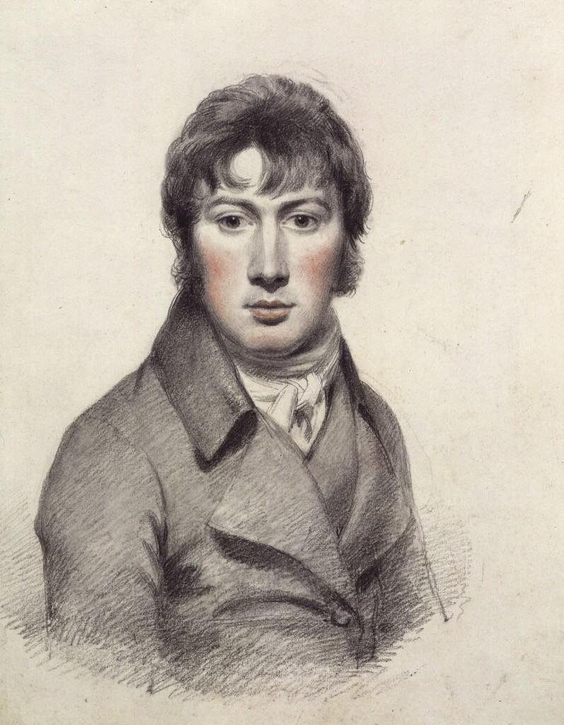 John Constable, Self-Portrait, c. 1799-1804