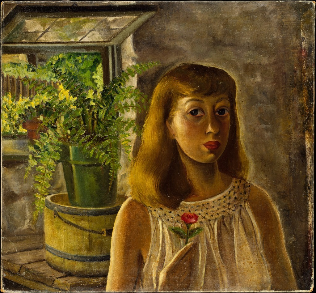 Lee Krasner, Self-Portrait, c. 1929