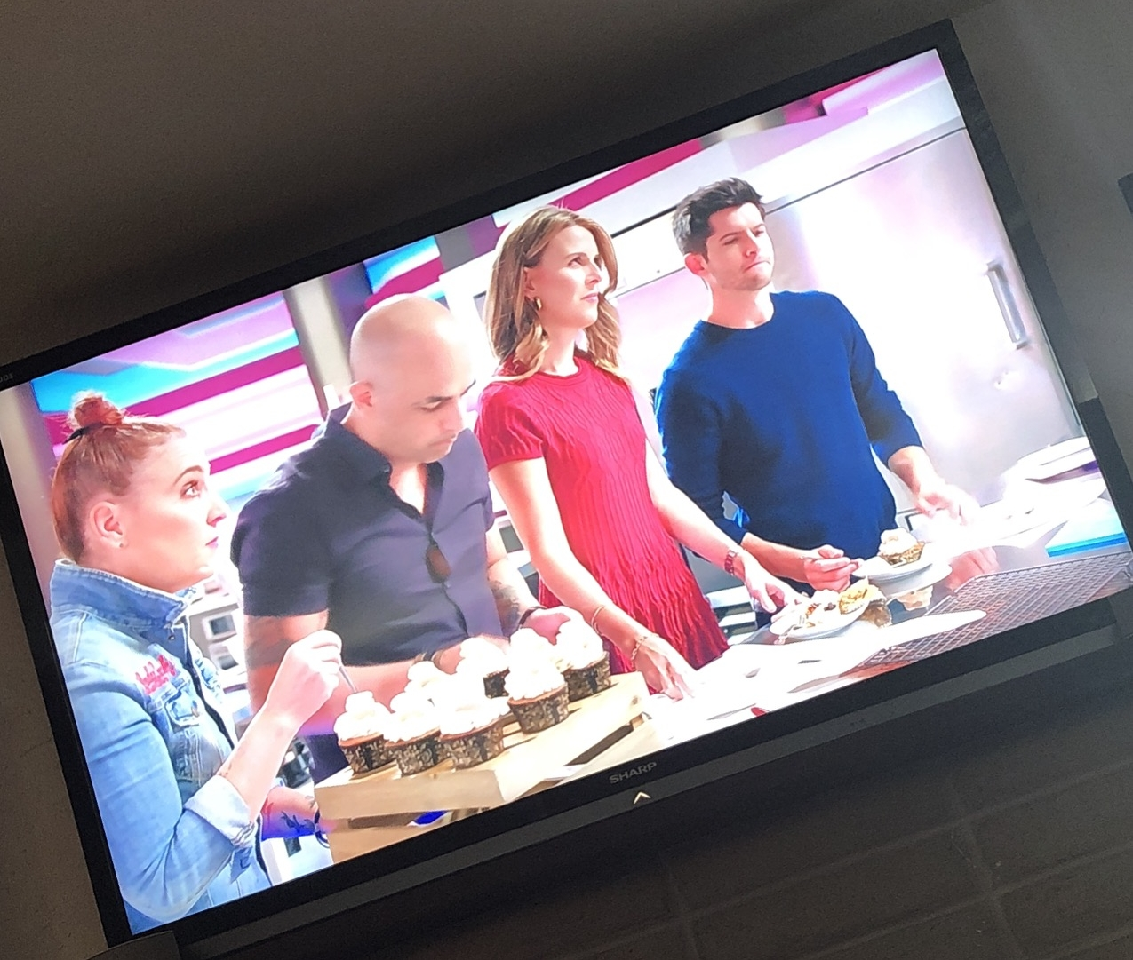 Alright y'all, by now, most if not all of you have sat down to watch the all new Netflix original, SUGAR RUSH...episode 8 in particular! (Those are our cupcakes they're tasting!).  Read more...