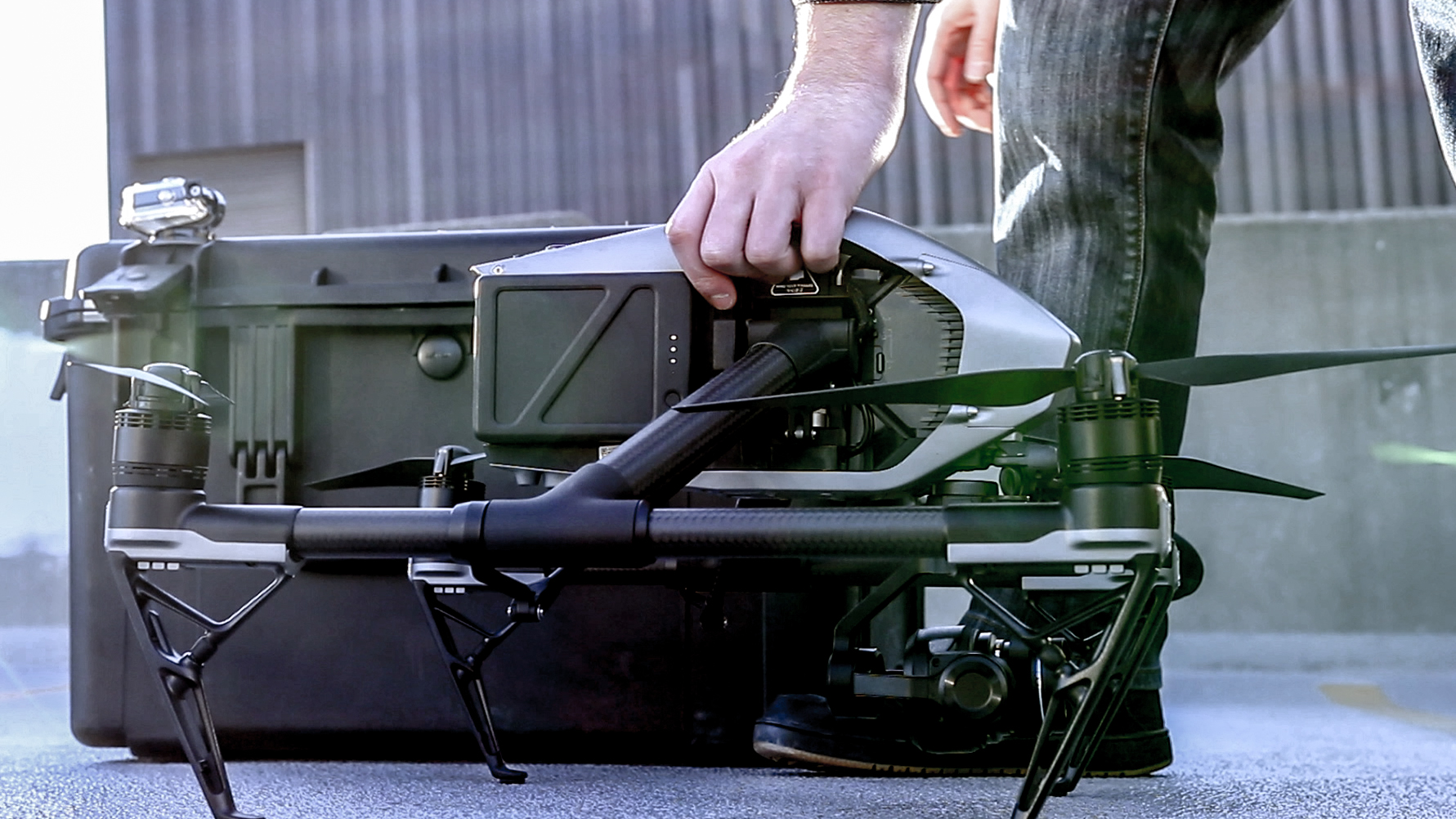 "Dubbed the ""Lamborghini of Drones""   ==> Click for best price on Amazon"