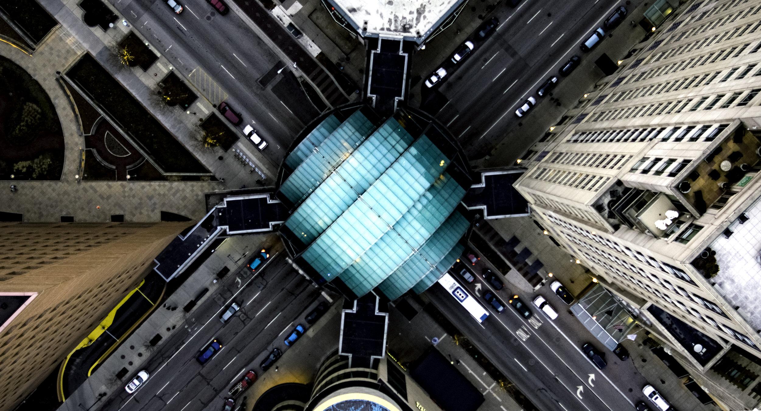 Indianapolis Artsgarden | 317 Aerials