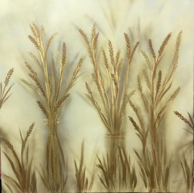 The Harvest 36x36 S