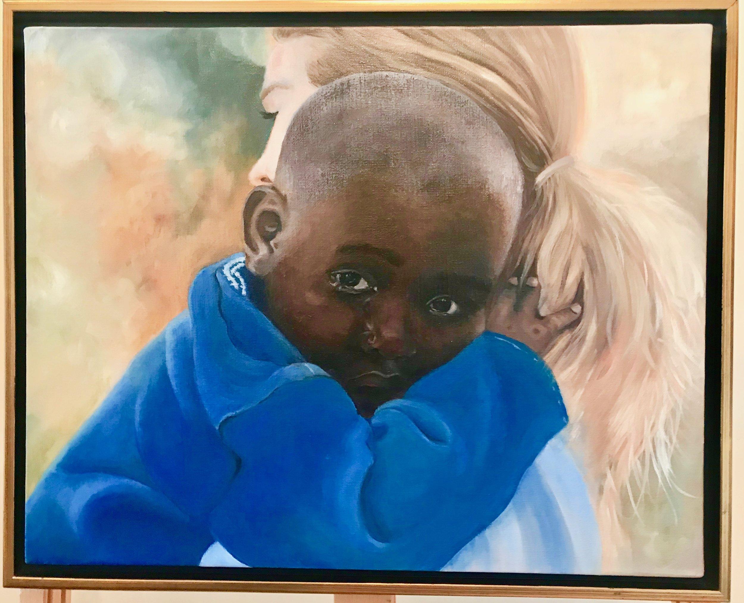 Momma Africa Aunti Jill 16x20 P