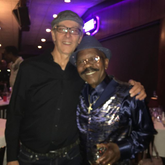 Happy to have the honor to play & connect with the amazing Wee Willie Walker!