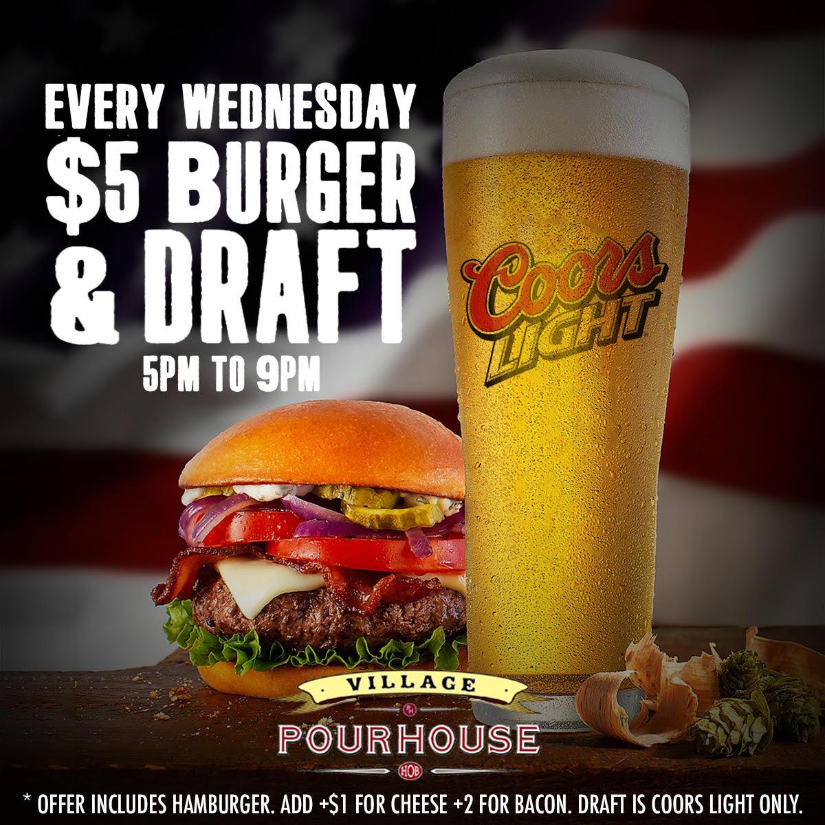 Burger-Draft Beer-Sports-Bar-Hoboken-NJ