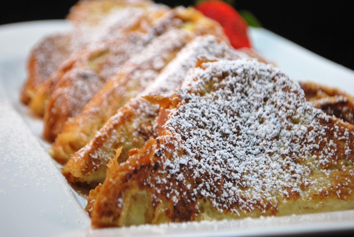 Santa Fe RR French Toast