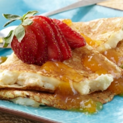 Sweet Crepes - Makes about 12 Crepes