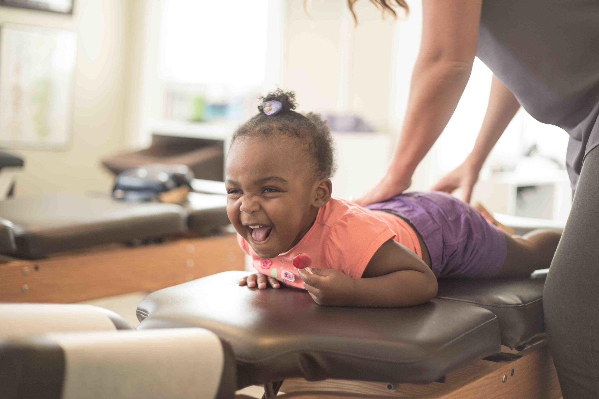Babies & Kids Chiropractic.