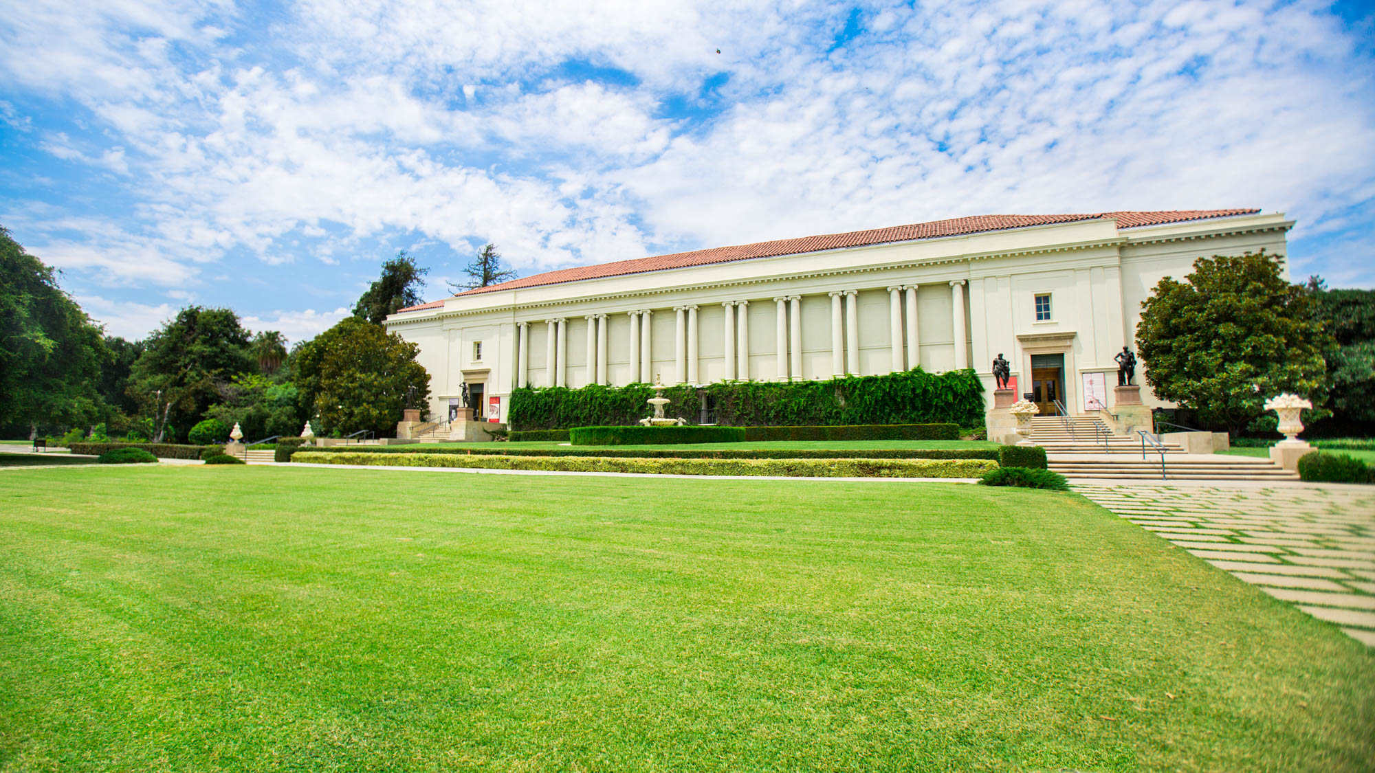 Library Lawn