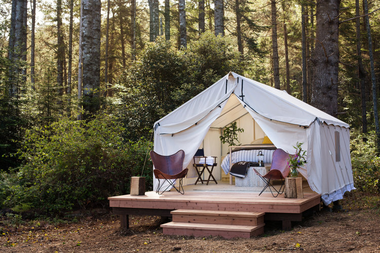 From the Mendocino Grove campground. Find out more  here .
