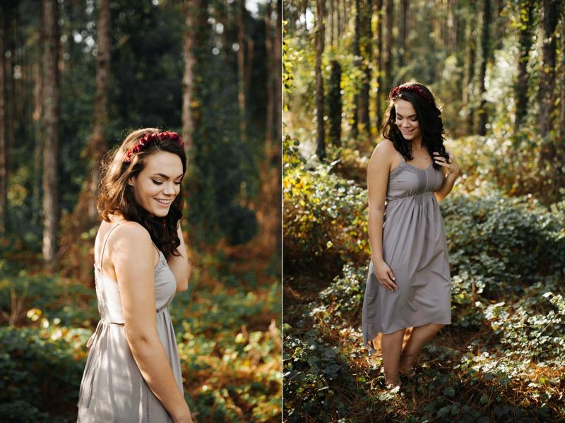tampa woodsy senior portraits-2