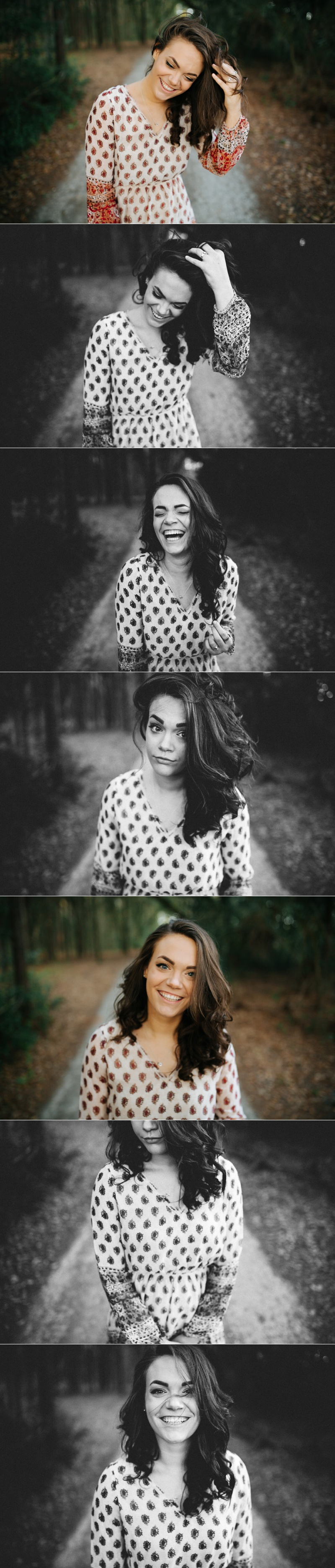 tampa woodsy senior portraits-6