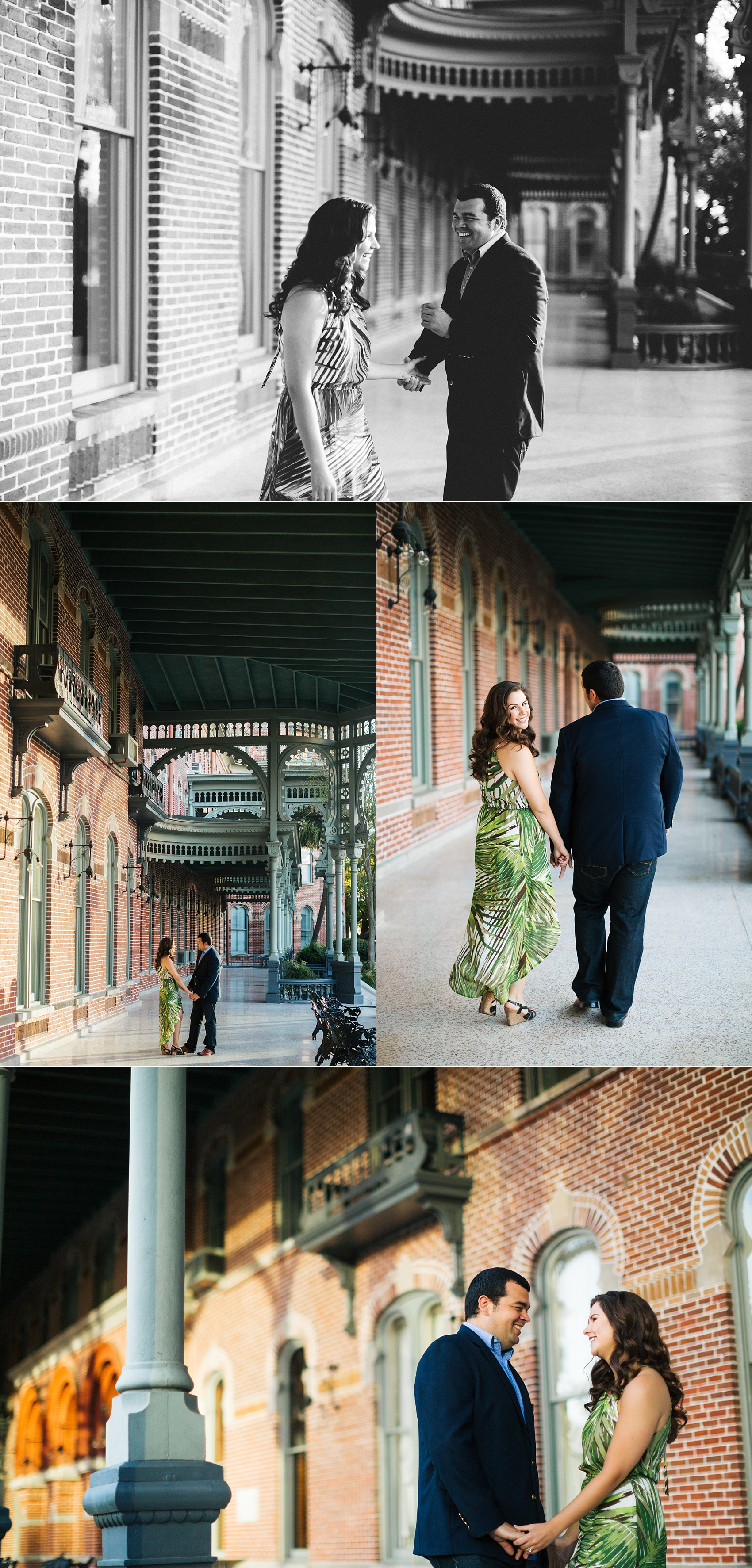 downtown tampa UT engagement session jamie erika-1