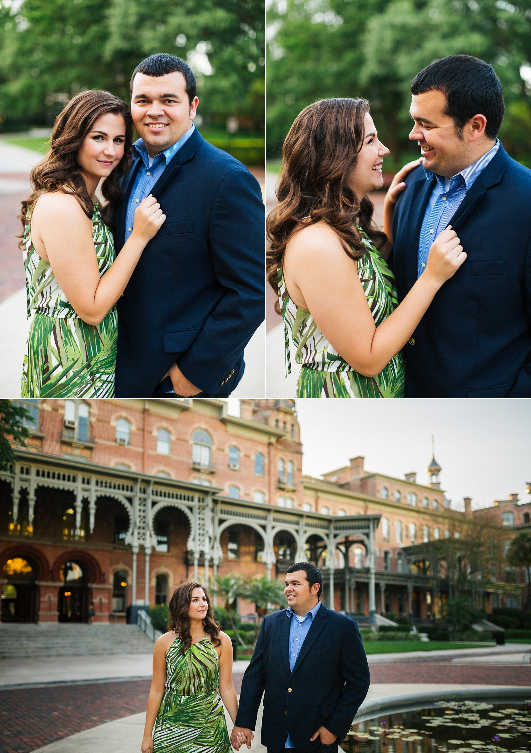 downtown tampa UT engagement session jamie erika-5