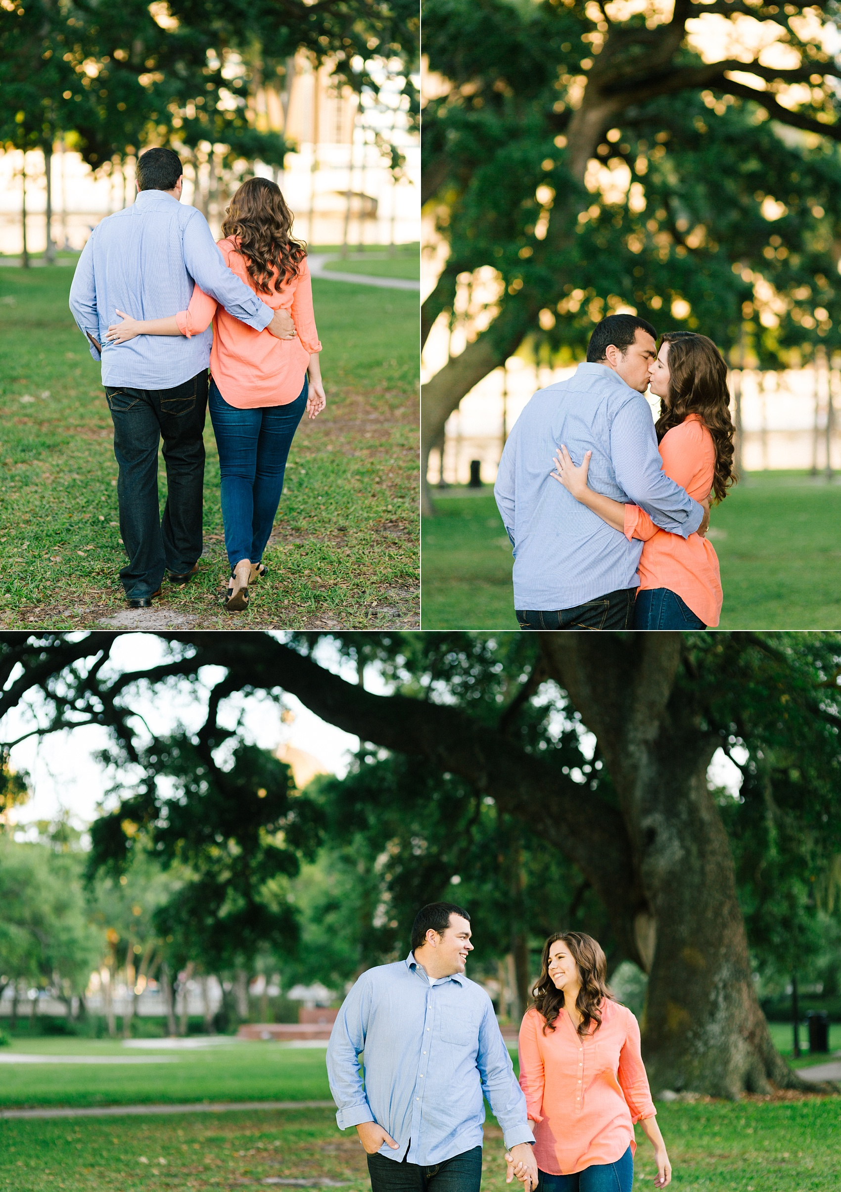 downtown tampa UT engagement session jamie erika-7