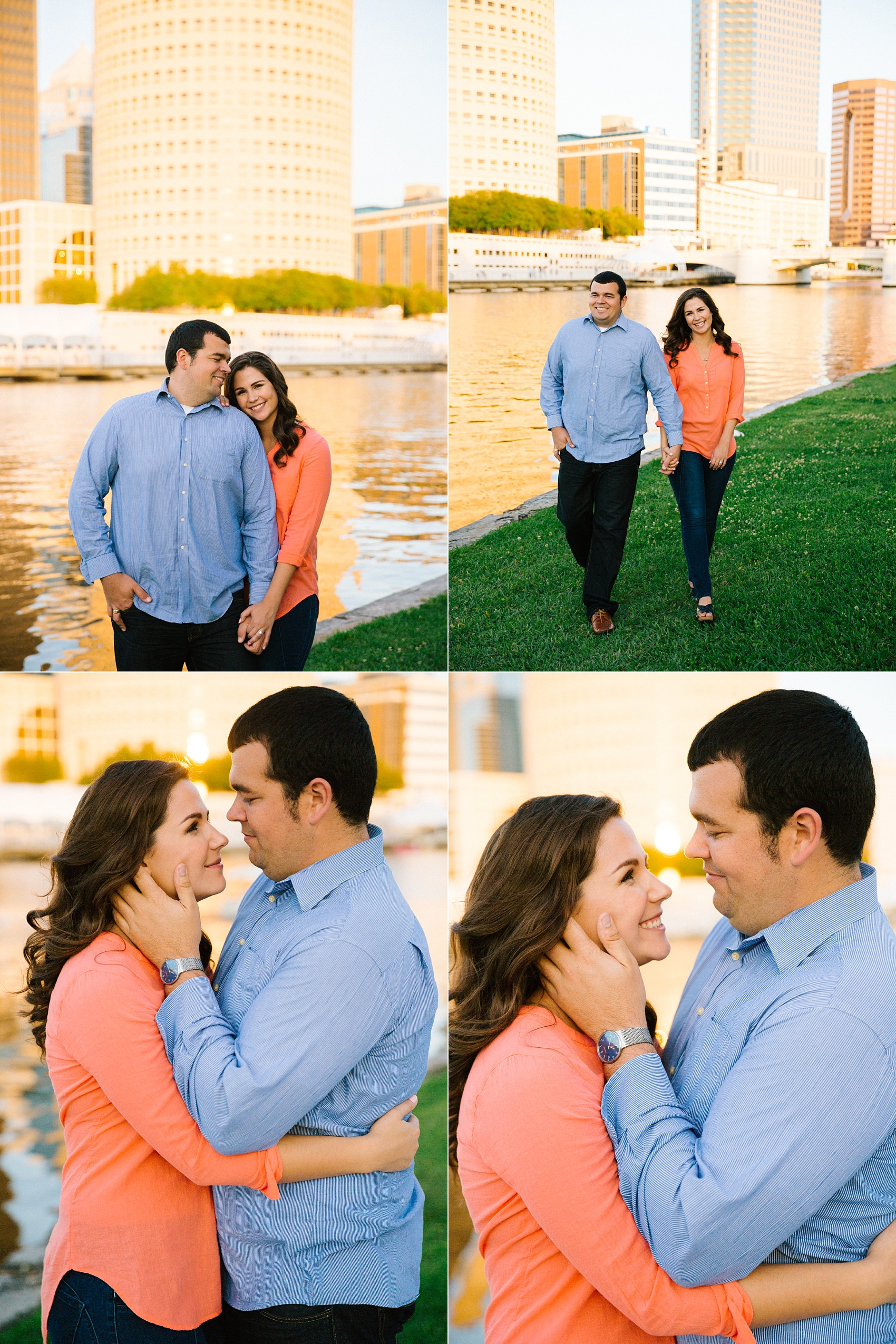 downtown tampa UT engagement session jamie erika-8