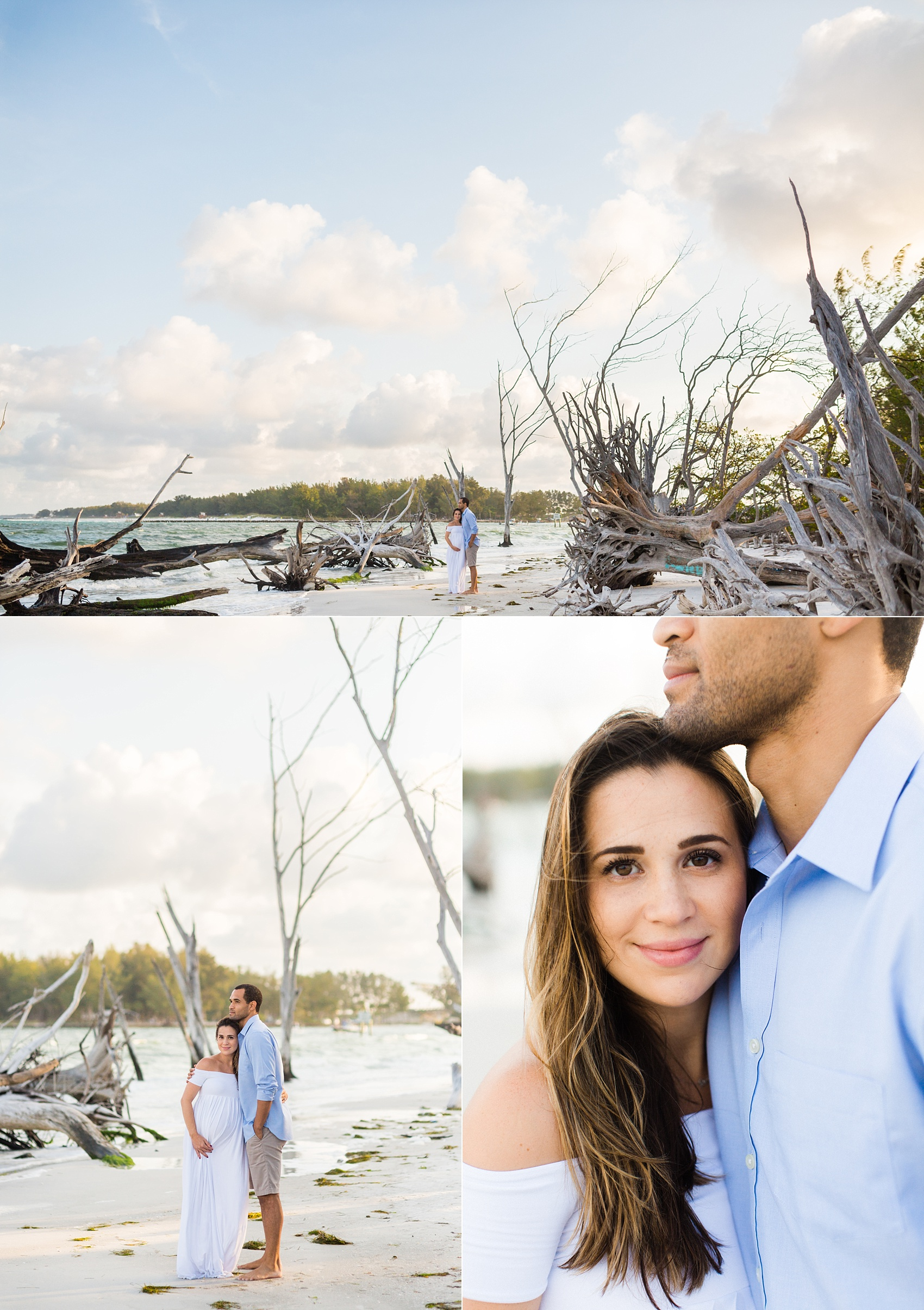 tampa bay longboat key maternity family session-10