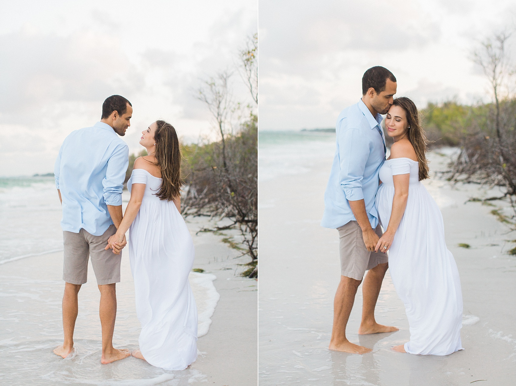 tampa bay longboat key maternity family session-2