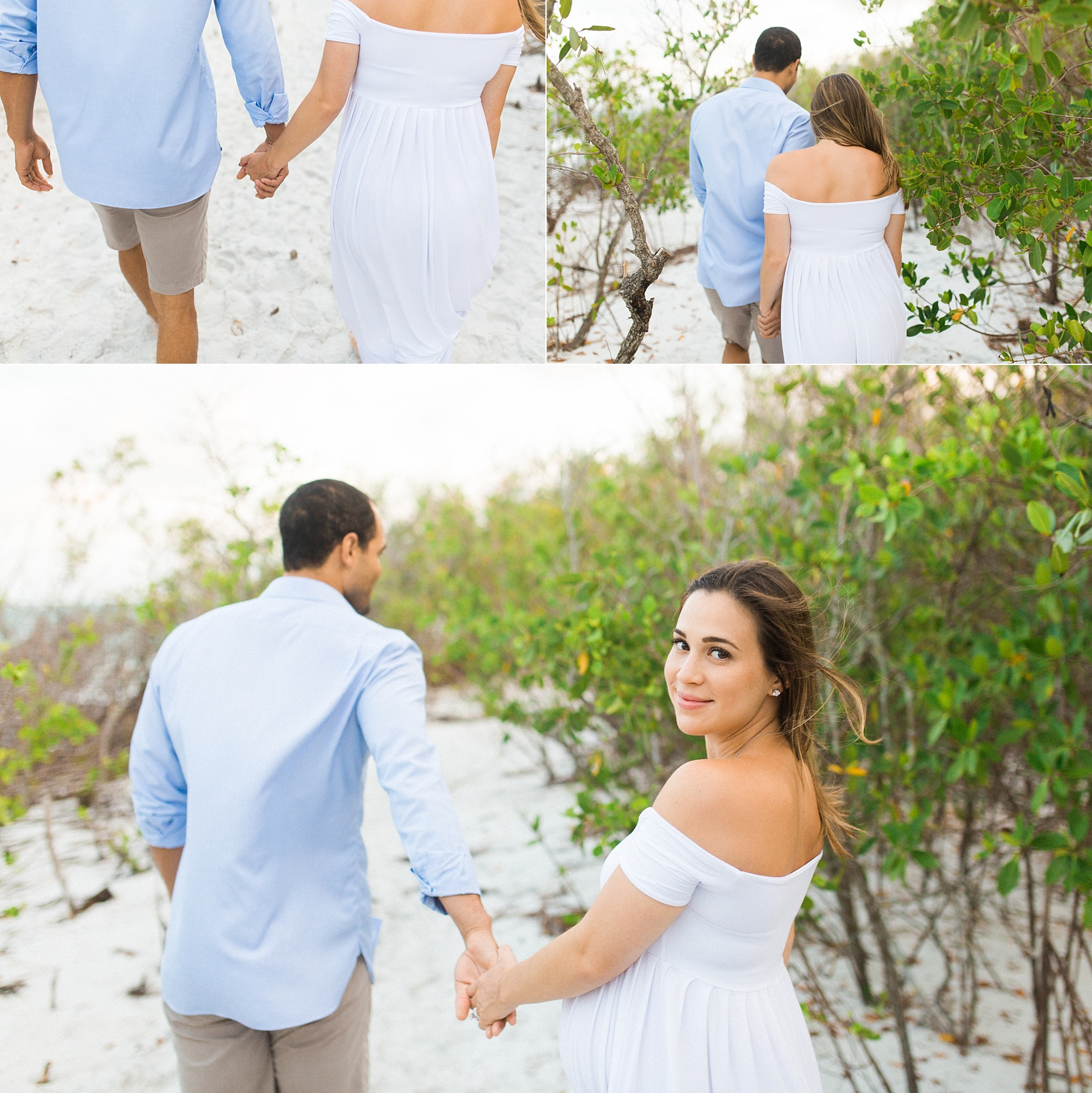 tampa bay longboat key maternity family session-4