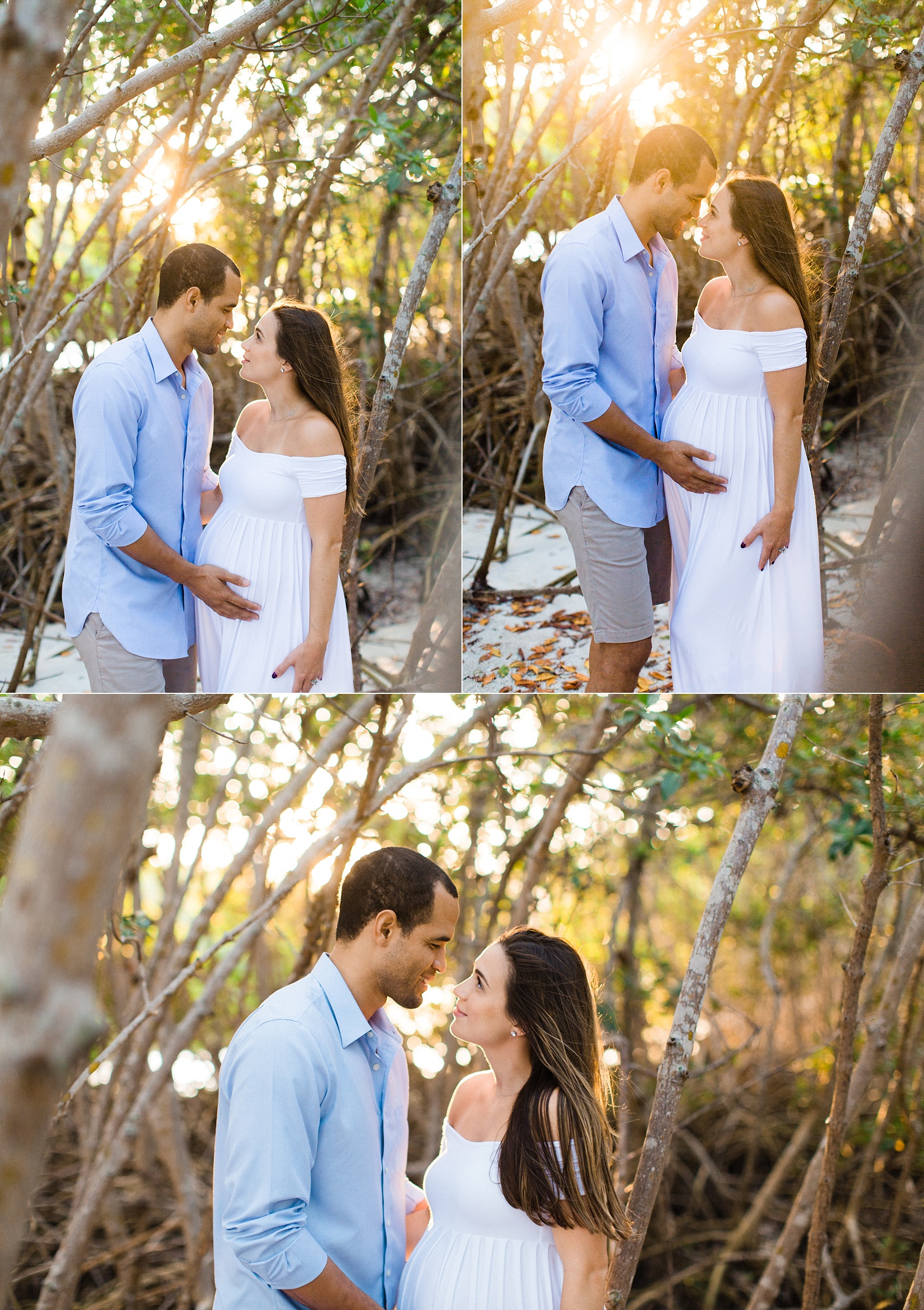 tampa bay longboat key maternity family session-6