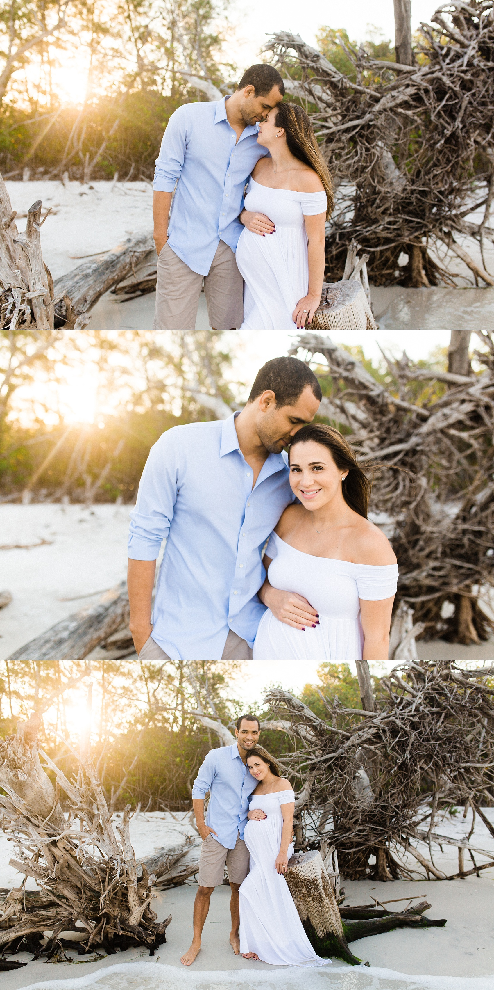 tampa bay longboat key maternity family session-9
