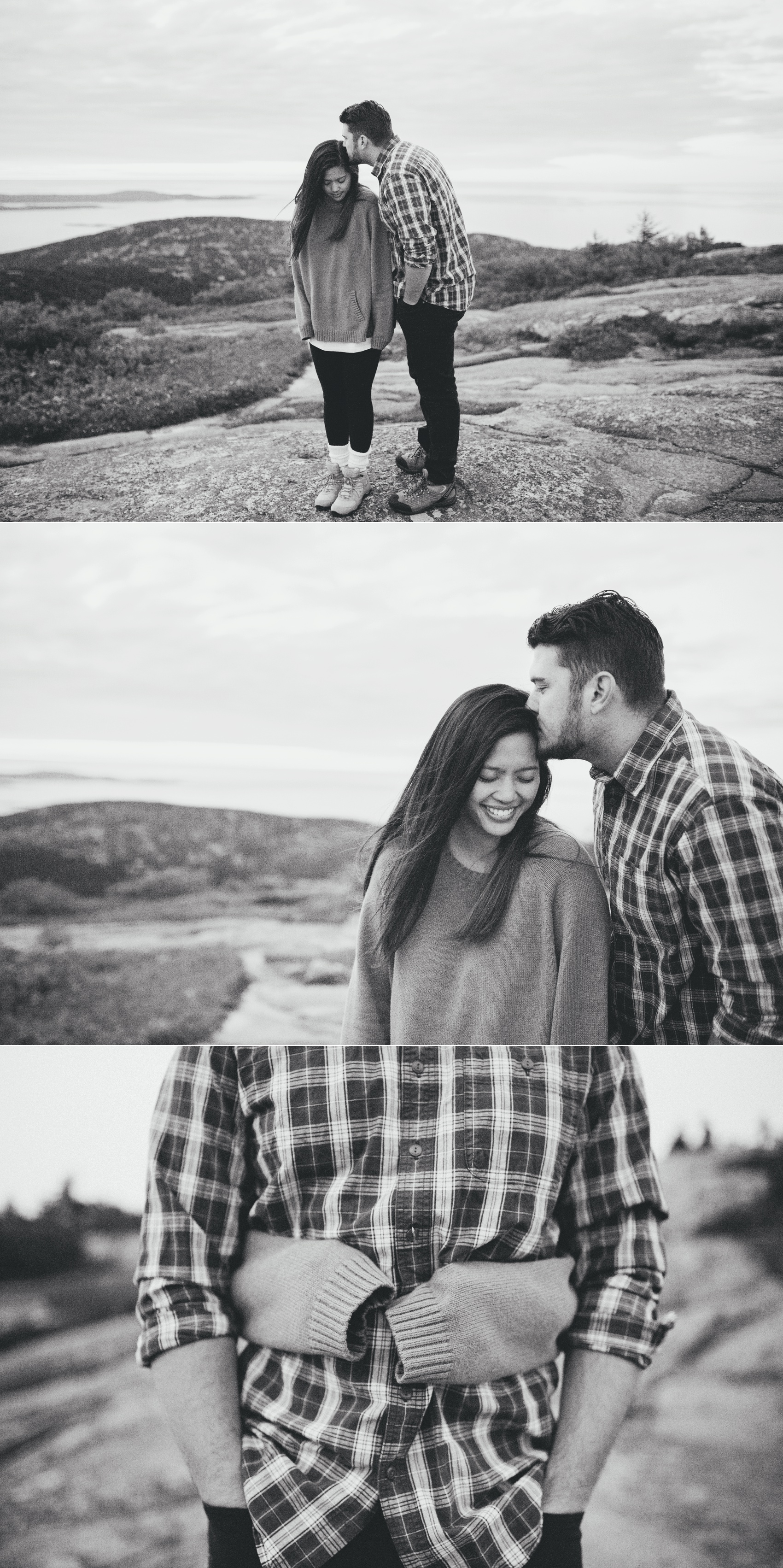 jake and jill acacdia national park engagement session cadillac mountain engagement session jordan pond engagement session maine engagement session jake and katie_0001