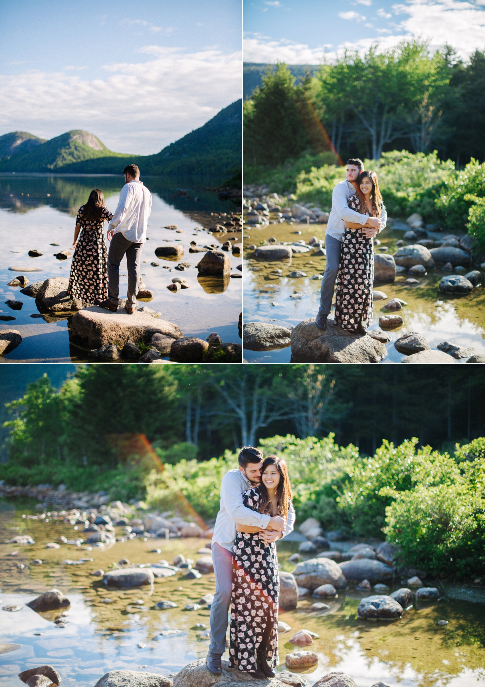 jake and jill acacdia national park engagement session cadillac mountain engagement session jordan pond engagement session maine engagement session jake and katie_0024