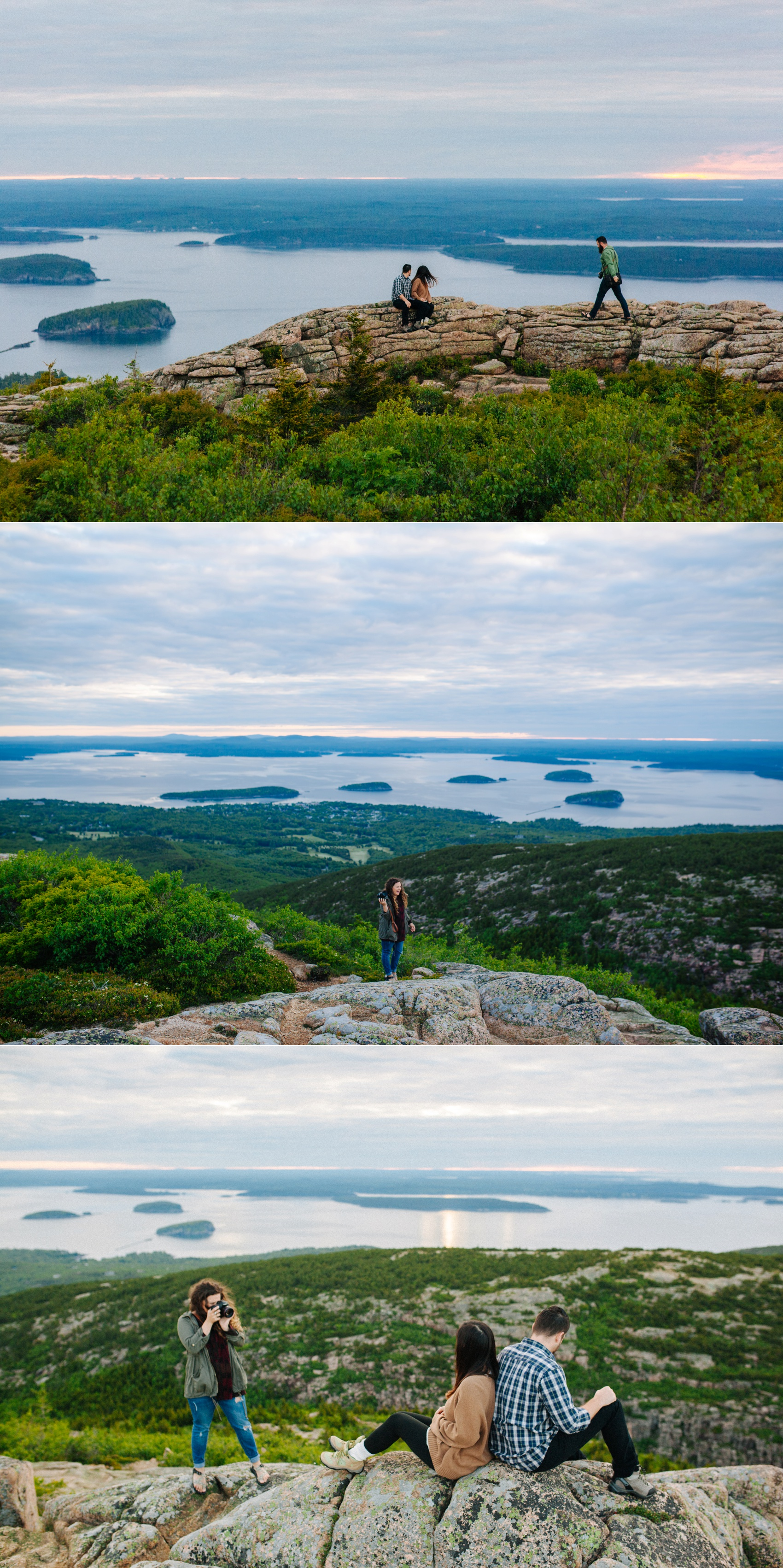 jake and jill acacdia national park engagement session cadillac mountain engagement session jordan pond engagement session maine engagement session jake and katie_0033