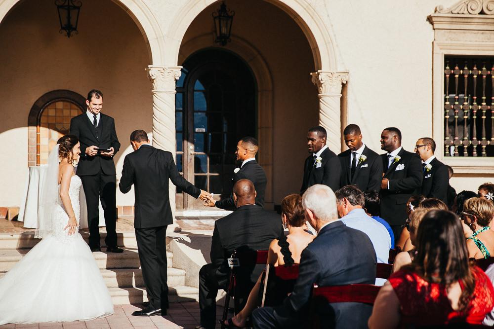 Powel Crosley Estate wedding by Jake & Katie Photography