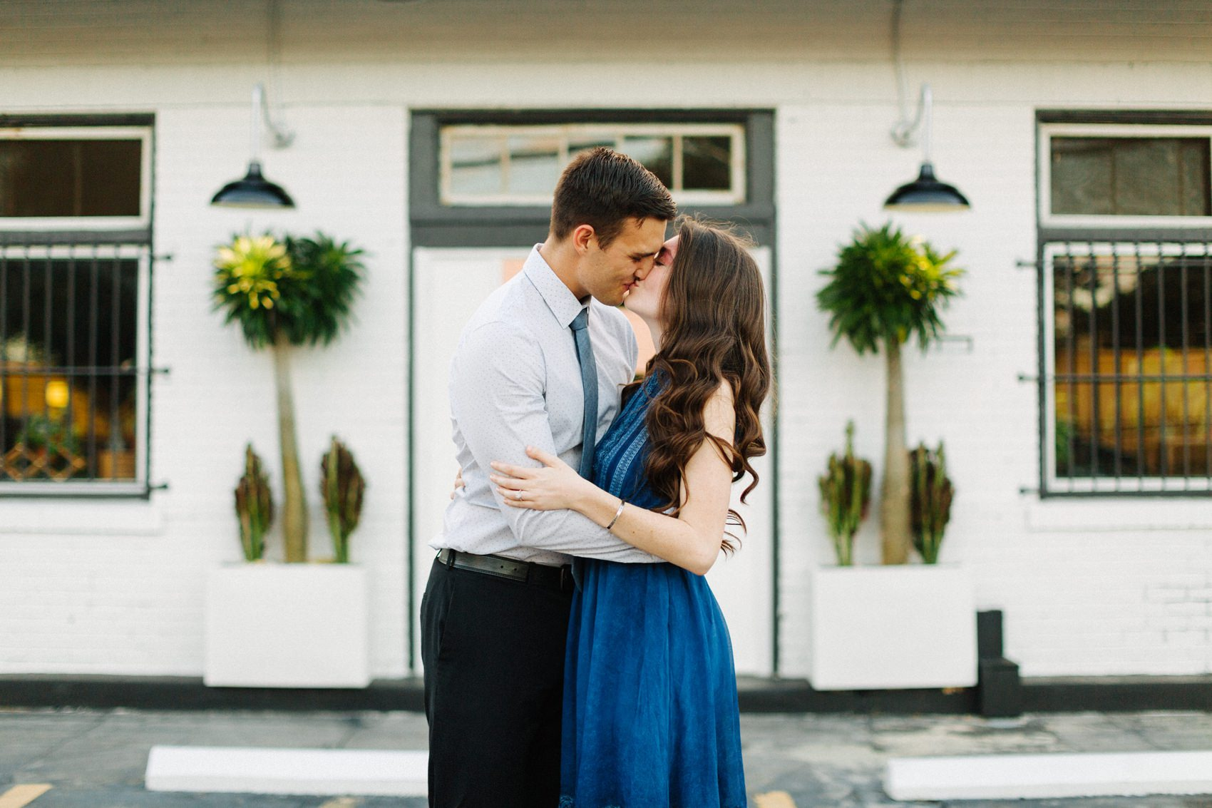 fancy free engagement photos
