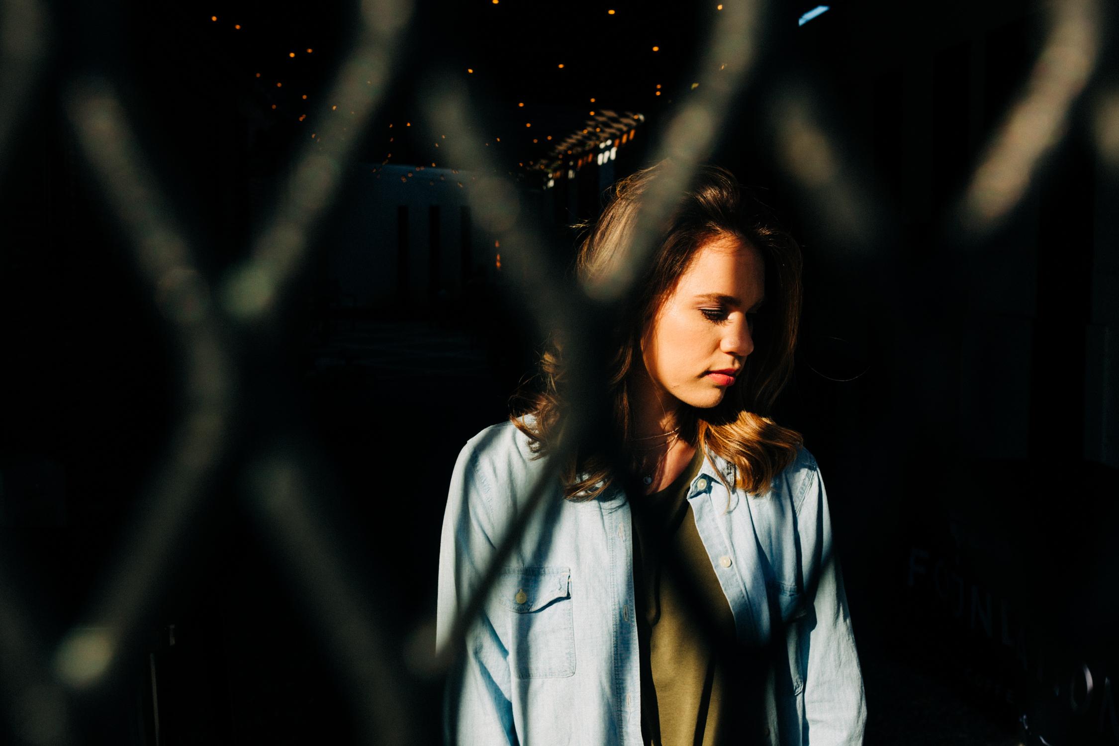 tampa senior portrait photography
