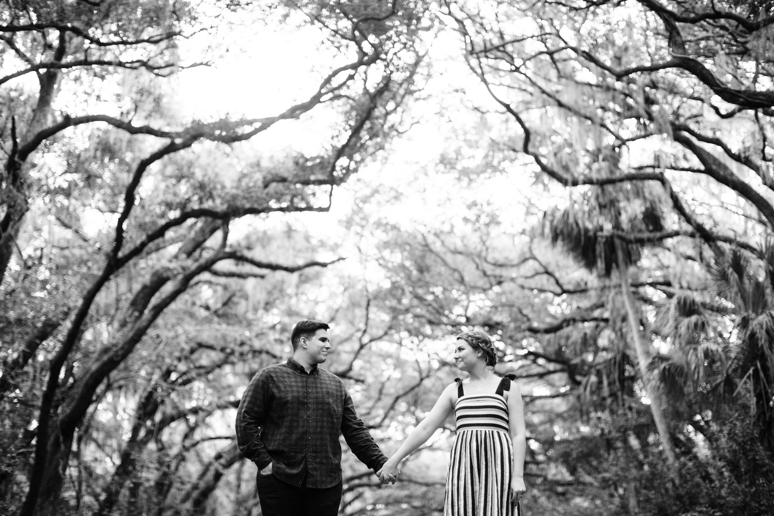 Philippe Park Engagement Photos