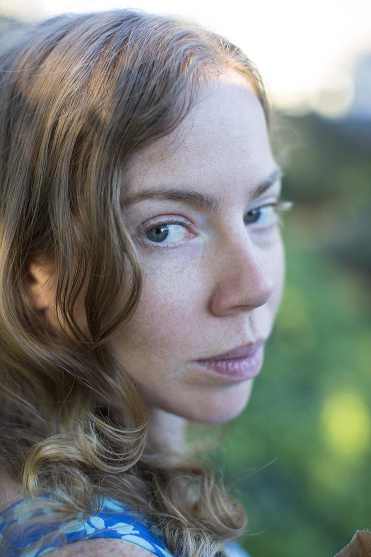 Julie Webb as Louisa