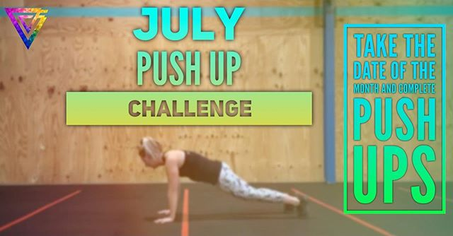 •• July Push Up Challenge •• How it works:  Take the date of the month and complete Push Ups, eg, 1st July complete 1 Push Up, 20th of July complete 20 Push Ups. Making sure you do them each day of the month, we have 31 days in July. The beauty of this challenge is that the Push Ups can be completed anywhere, the gym, home, work or anywhere crazy you decide.  We would love you to film and post videos on your socials and tag Vanguard Fitness and use the hash tag #VFpushups We will choose the best video of the week and you'll receive a can of FitAid or a Week Bootcamp Voucher.  NON member friendly!! All friends of Vanguard are encouraged to take part in our July Push Up Challenge,  post video online and tag us.  Non members we will have a few 1 week training vouchers to give to some great videos posted online.  #VFpushups #Challenge #PushUp #Fitness #HWPO #VanguardFitness #PayHim #July #Winter #Lithgow #NonMemberFriendly #Bootcamp #CrossFit #DoTheReps #EvenYourGrandparentsCanDoThis #DogFriendly #KidFriendly #GrandparentFriendly