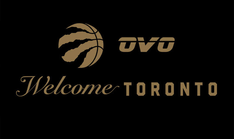 The Toronto Raptors will use the Welcome Toronto program to give back to fans, the community, and the game of basketball. (Photo by NBA)