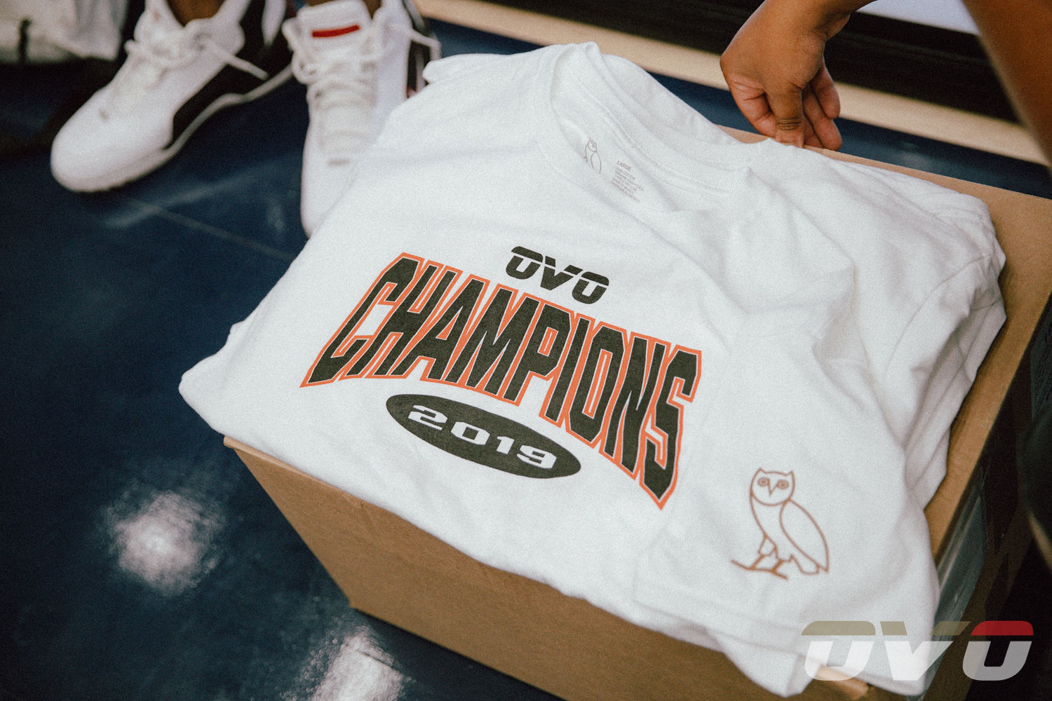 2019 Champions - OVO wins its 4th title at 6th annual OVO Basketball