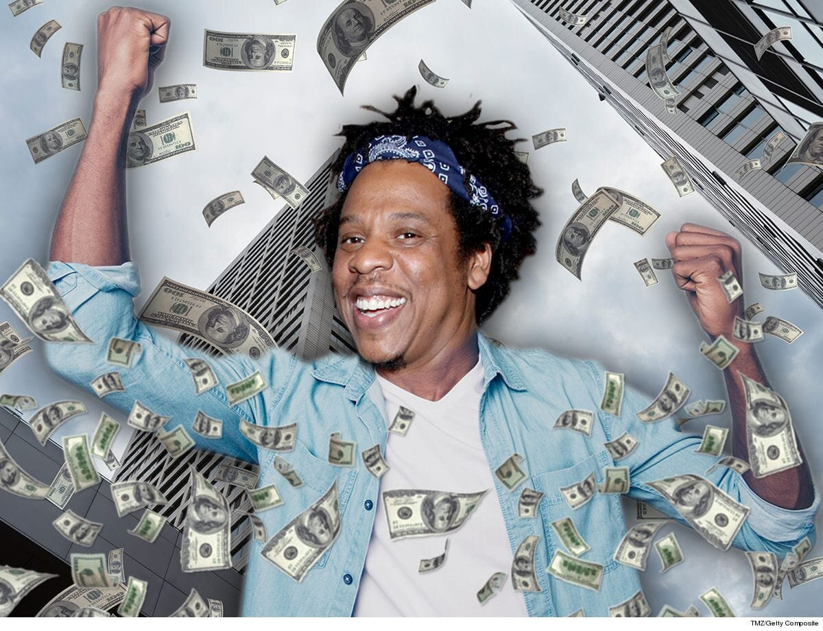 - JAY-Z is hip-hop's first billionaire