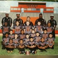 Ferris Jackets Youth Football Team from Ferris, TX!