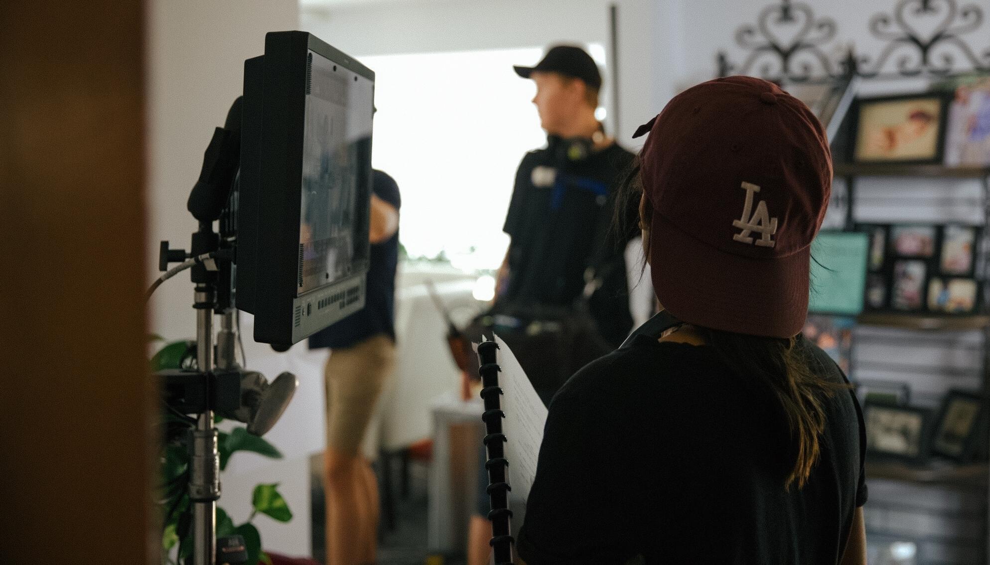 ABOUT    Writer | Director | Millenial Filmmaker