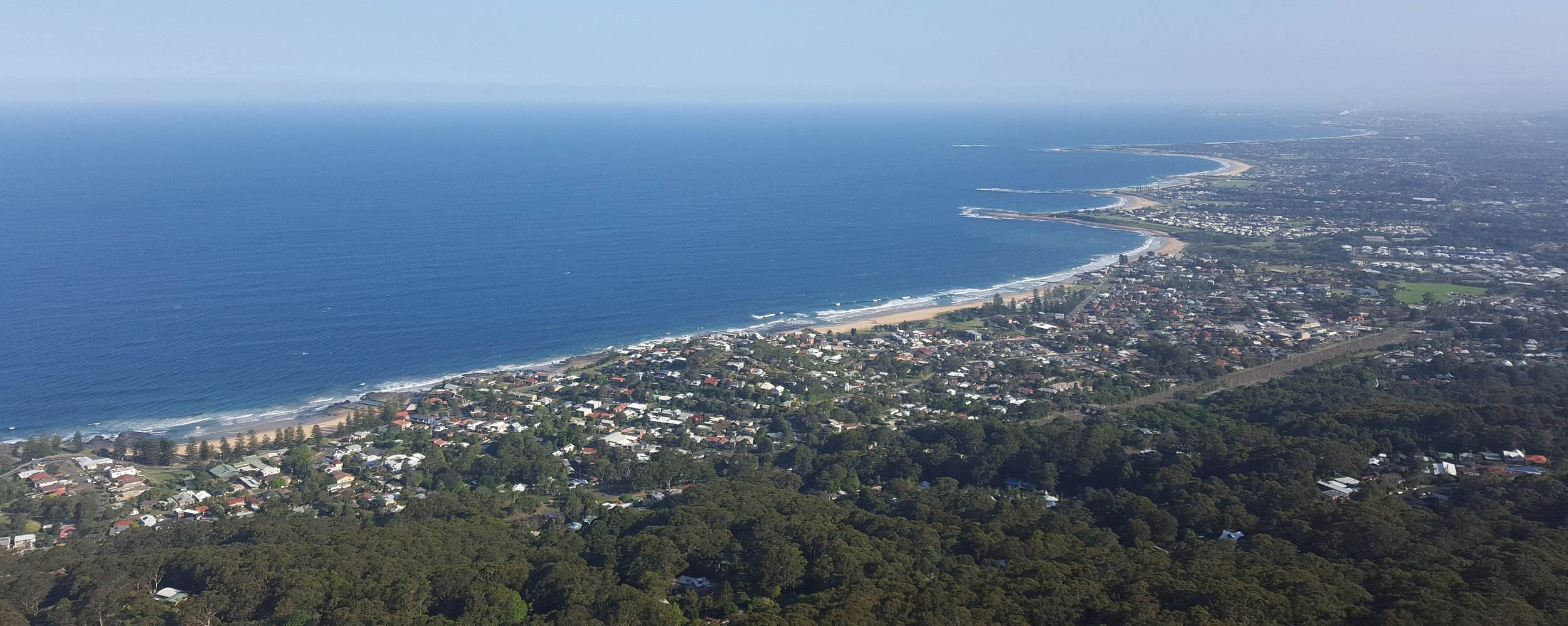 View from SublimePoint Lookout