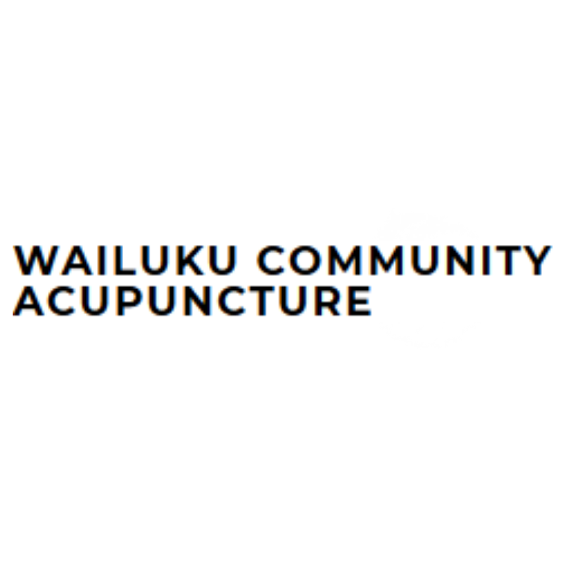 Wailuku  Community Acupuncture allows people of normal incomes to access the  powerful therapeutic, preventive, and palliative benefits of acupuncture  and herbal medicine.