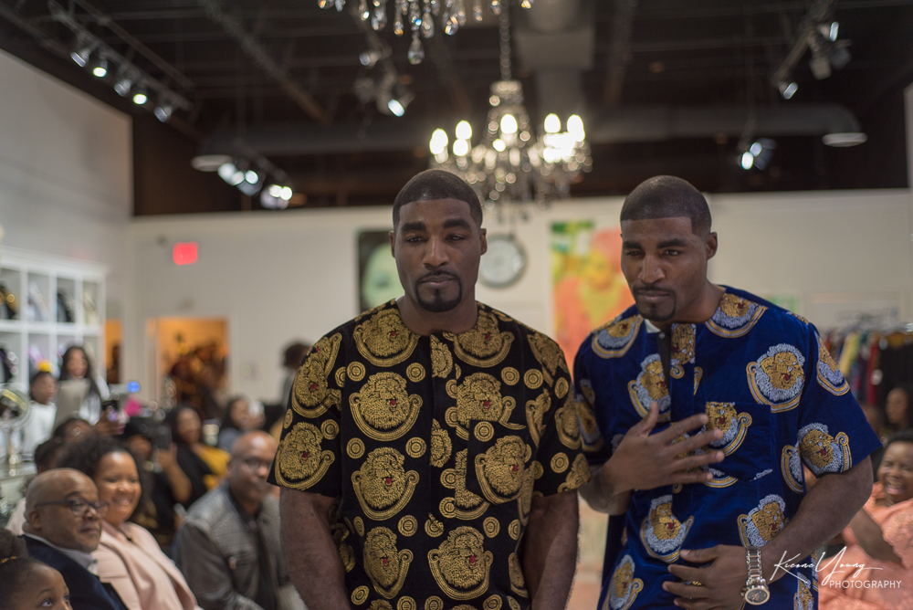 HD Men Against Abuse Charity Fashion Show -