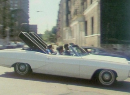 Riding with Kool DJ Herc, South Bronx, 1981