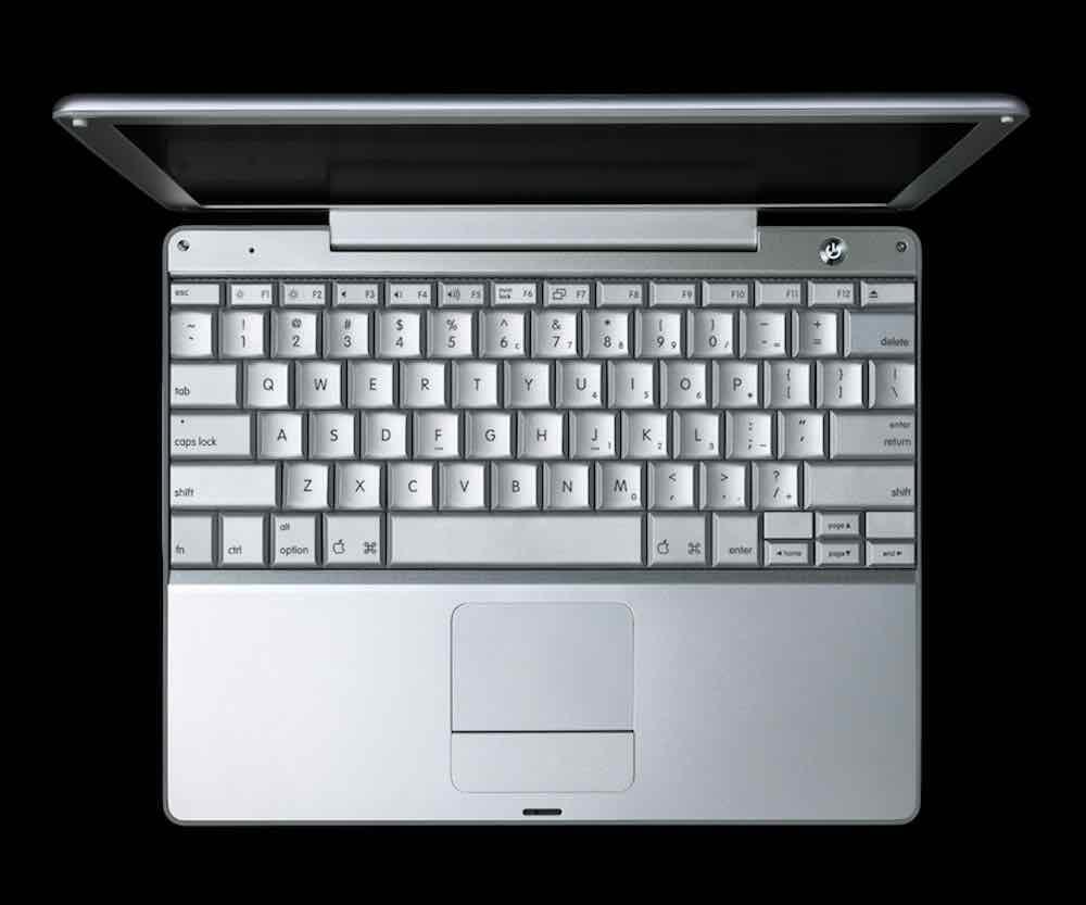 "PowerBook G4 12"" (2005)"