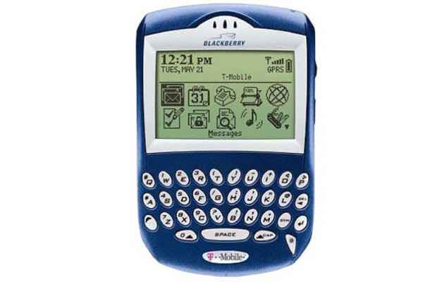 Blackberry Curve 8300 (2007)