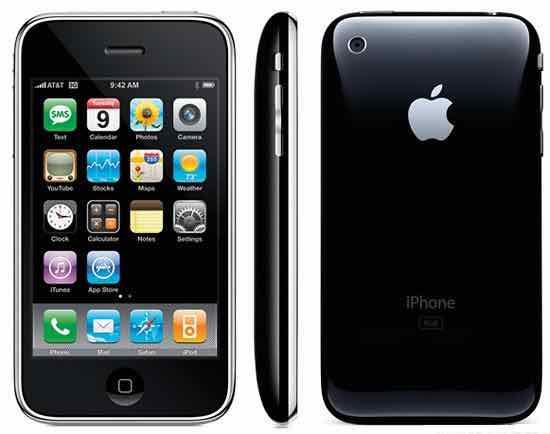 iPhone 3G (2007)