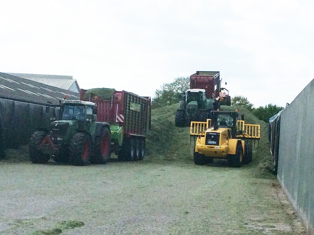 Strautmann Loader Wagons in Germany