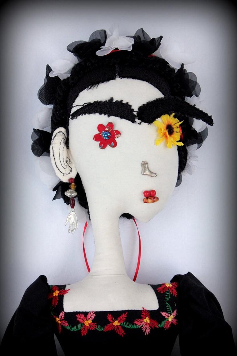 Storybook Frida Kahlo